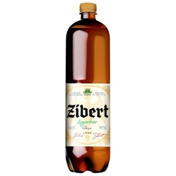 Zibert Blonde Beer 4,4% 1,25l