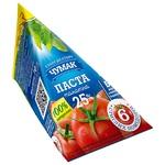 Паста томатная Чумак 25% 70г