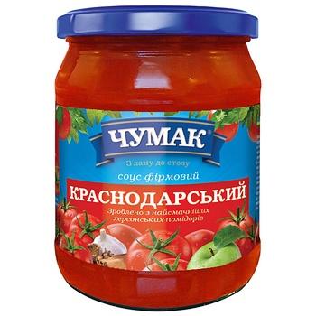 Соус Чумак Краснодарский 500г - купить, цены на СитиМаркет - фото 1