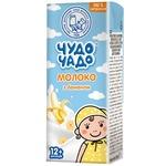 Молоко з бананом Чудо-Чадо від 12-ти місяців 200мл