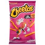 Cheetos with Beef Burger Flavor Corn Sticks 70g