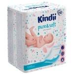 Пелюшки дитячі Kindii Pure & Soft 10шт