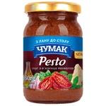Соус Чумак Песто з в'ялених томатів 160г