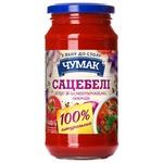 Соус Чумак Сацебелі з овочами 440г