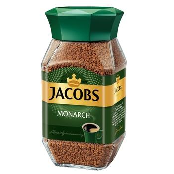 Кофе Jacobs Monarch растворимый 48г - купить, цены на Ашан - фото 3