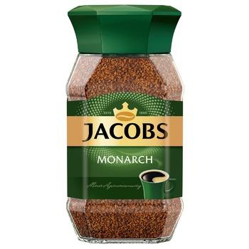 Кава Jacobs Monarch розчинна 48г - купити, ціни на ЕКО Маркет - фото 1