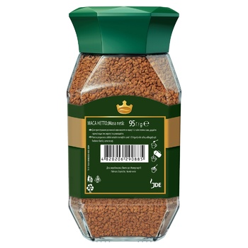 Jacobs Monarch Instant Coffee 95g - buy, prices for Auchan - photo 3