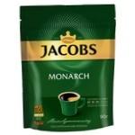 Кофе Jacobs Monarch растворимый сублимированный 90г