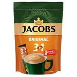 Напій кавовий Jacobs 3в1 Original розчинний 12г х 8шт