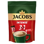 Jacobs 3in1 Intense Instant Coffee Drink 12g x 8pcs