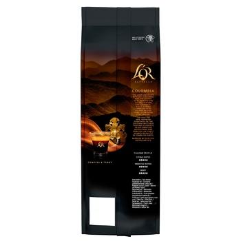 Кава L'or Espresso Colombia в зернах 500г - купити, ціни на CітіМаркет - фото 2