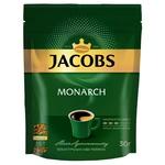 Кофе Jacobs Monarch натуральный растворимый 30г