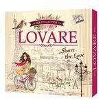 Чай Lovare Колекція 12 видів 60шт 110г