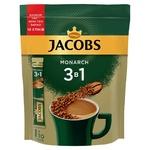 Напиток кофейный Jacobs Monarch 3в1 растворимый 15г х 10шт