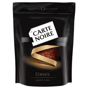 Кофе растворимый Carte Noire 140г