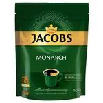Кофе Jacobs Monarch растворимый 500г