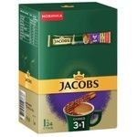 Jacobs 3in1 Choco Instant Coffee Drink 15g x 24pcs