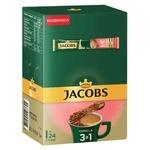 Напиток кофейный Jacobs 3в1 Vanilla растворимый 15г х 24шт