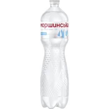 Morshynska Mineral Natural Non-carbonated Water 1,5l