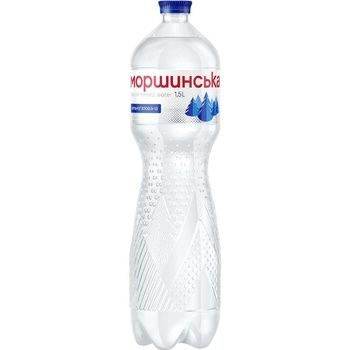 Morshynska Strongly Carbonated Mineral Water 1,5l