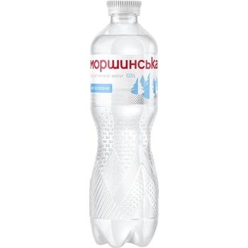 Мінеральна вода Моршинська природна негазована 0,5л