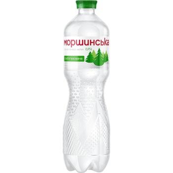Мінеральна вода Моршинська природна слабогазована 0,75л