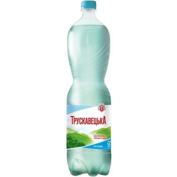 Минеральная вода Трускавецкая природная негазированная 1500мл - купить, цены на ЕКО Маркет - фото 1