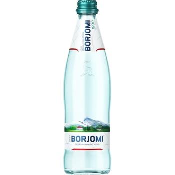 Вода Borjomi минеральная сильногазированная 0,5л