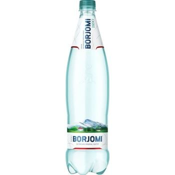 Borjomi Mineral Carbonfted Mineral Water in Plastic Bottle 1l - buy, prices for CityMarket - photo 1