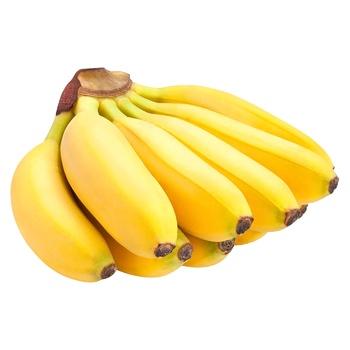 Бананы желтые Бэби