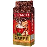 Ferarra Crema Irlandese Ground Coffee 250g