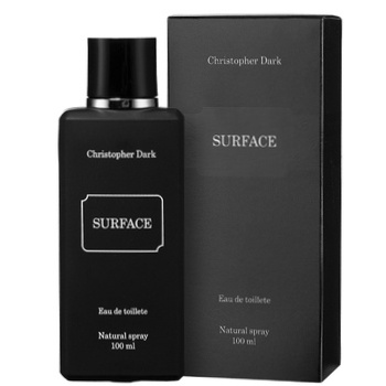 Туалетная вода Christopher Dark Surface для мужчин 100мл