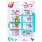 Игровой набор One Two Fun Euro Play Money 137шт