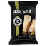 Cheese Club Grun Wald Hard Cheese with Fenugreek 50% 160g