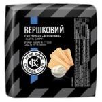 Сыр Клуб Сыра Сливочный твердый 50%