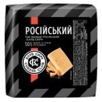 Сыр Клуб Сыра Российский твердый 50%