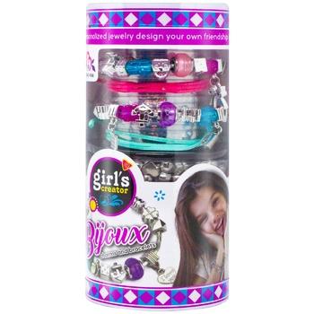 Yisheng Edutainment Shantou Qunxing Game Set Toys Bracelet Charm to Create Jewelry for Girls - buy, prices for CityMarket - photo 1