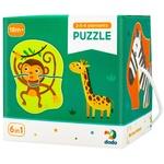 Dodo Wild Animals Puzzle