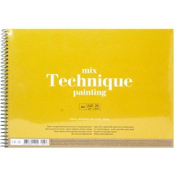 Muse Album for Drawing А4 20 sheets - buy, prices for Auchan - photo 3