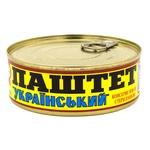 Паштет Онисс Український 100г