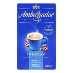Кава Ambassador Premium мелена 450г