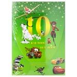 Книга Disney 10 казок на ніч. Набір для хлопчиків