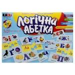 Danko Toys Logical Alphabet Board Game
