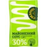Smachno Yak Zavzhdy Mayonnaise Sauce 30% 180g