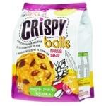 Doctor Benner Crispy Balls Snack Spicy Ginger 50g