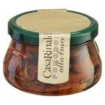 Томати сушені Casa Rinaldi смажені на грилі у рослинній та оливковій олії 320г