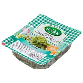 Greenvil Classic pickled laminaria 250g - buy, prices for Auchan - photo 1