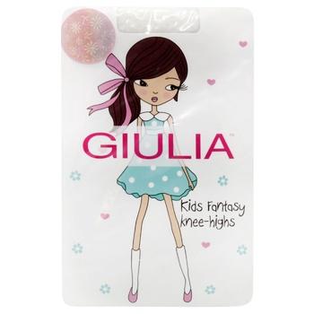Giulia Children's Knee Socks Bianco - buy, prices for EKO Market - photo 1