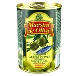 Maestro de Oliva Olives with Tuna Filling 280g