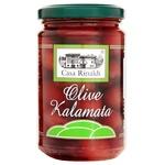 Оливки Casa Rinaldi Kalamata с косточкой 300г